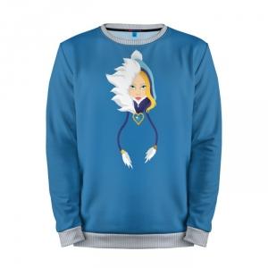 Buy Mens Sweatshirt 3D: Crystal Maiden Dota 2 jacket merchandise collectibles