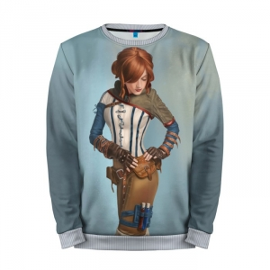 Buy Mens Sweatshirt 3D: Triss The Witcher Lady Merchandise collectibles