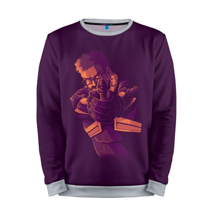 Buy Mens Sweatshirt 3D: Gordon Freeman Half Life Character merchandise collectibles