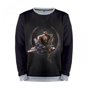 Buy Mens Sweatshirt 3D: Quake champions gaming merchandise collectibles