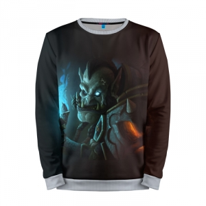 Buy Mens Sweatshirt 3D: Varok Saurfang World of Warcraft Merchandise collectibles