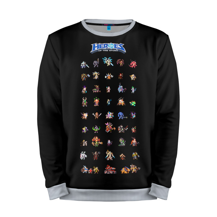 Buy Mens Sweatshirt 3D: HotS Diablo Heroes of the storm merchandise collectibles