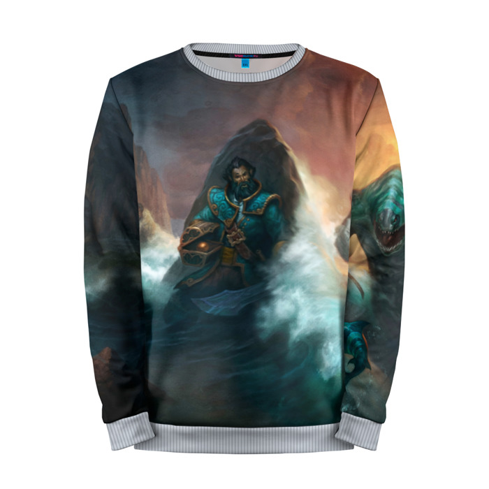 Buy Mens Sweatshirt 3D: Kunkka Dota 2 jacket merchandise collectibles