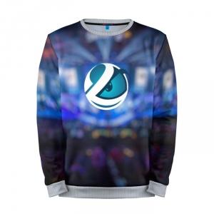 Buy Mens Sweatshirt 3D: Luminosity team Counter Strike Merchandise collectibles