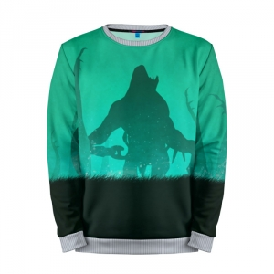 Buy Mens Sweatshirt 3D: Rage Tidehunter Dota 2 jacket merchandise collectibles