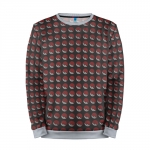 Merchandise Sweatshirt Pokeball Red Pattern Pokemon Go