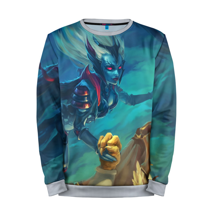Buy Mens Sweatshirt 3D: Vengeful Spirit Dota 2 jacket merchandise collectibles