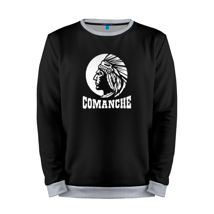 Buy Mens Sweatshirt 3D: Comanche Dota 2 jacket merchandise collectibles