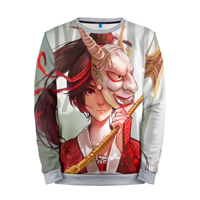 Buy Mens Sweatshirt 3D: Akali Mask League Of Legends merchandise collectibles