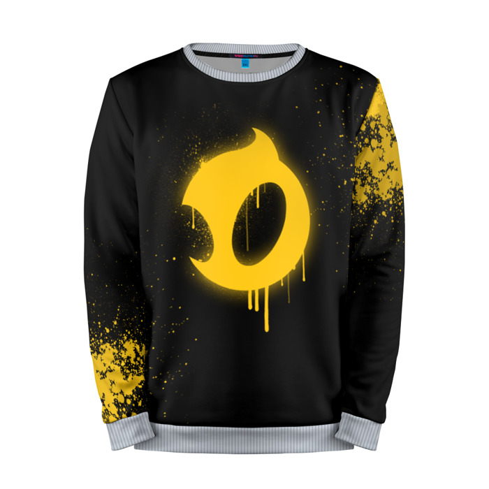 Buy Mens Sweatshirt 3D: cs:go Dignitas Black collection Counter Strike merchandise collectibles