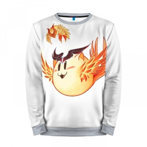 Buy Mens Sweatshirt 3D: Phoenix Cat Dota 2 jacket