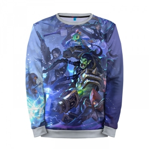 Buy Mens Sweatshirt 3D: HotS 4 Heroes of the storm merchandise collectibles