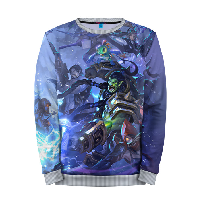 Buy Mens Sweatshirt 3D: HotS 4 Heroes of the storm