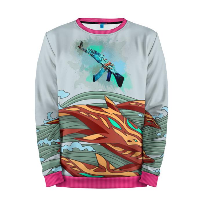 Buy Mens Sweatshirt 3D: Aquamarine Revenge Counter Strike Merchandise collectibles