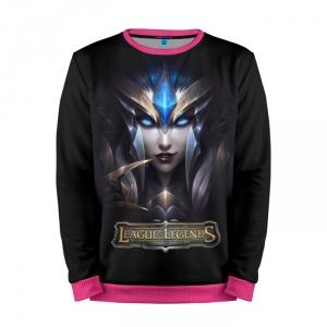 Buy Mens Sweatshirt 3D: League of Legends Title merchandise collectibles