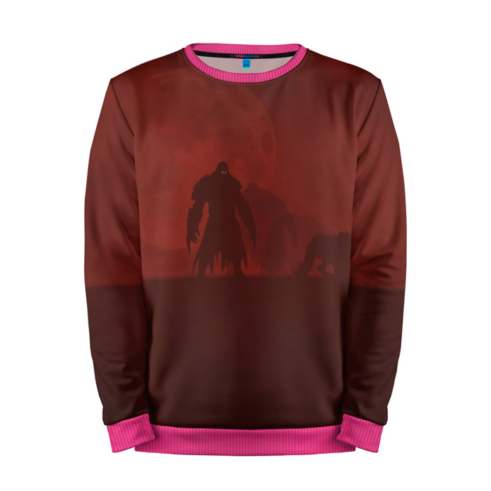 Buy Mens Sweatshirt 3D: Red Dota 2 jacket merchandise collectibles