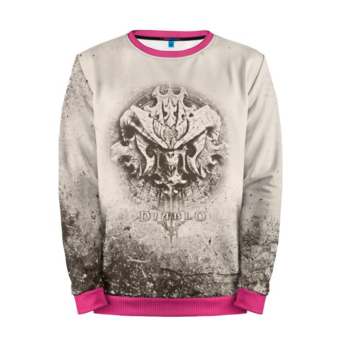 Buy Mens Sweatshirt 3D: Diablo Game Merchandise Merchandise collectibles
