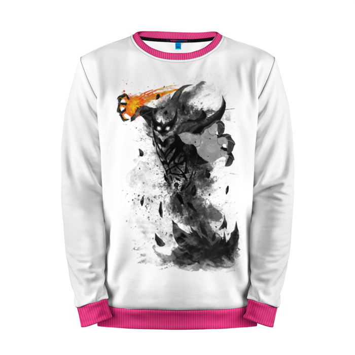 Buy Mens Sweatshirt 3D: Shadow Fiend Souls Dota 2 jacket merchandise collectibles