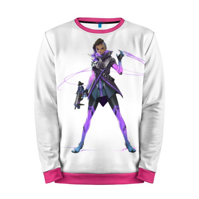 Buy Mens Sweatshirt 3D: Sombra Overwatch Merchandise collectibles