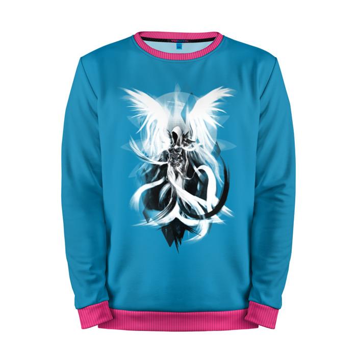 Buy Mens Sweatshirt 3D: Angel of Light Diablo Archangel Merchandise collectibles