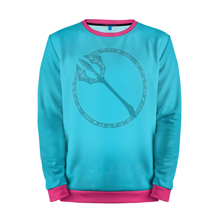 Buy Mens Sweatshirt 3D: Fizz trident League Of Legends merchandise collectibles