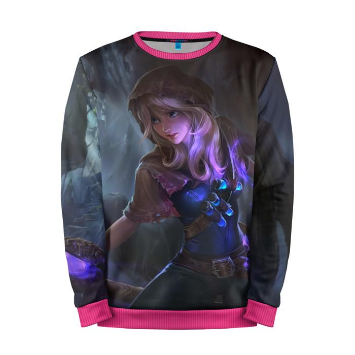 Buy Mens Sweatshirt 3D: Lux League Of Legends merchandise collectibles