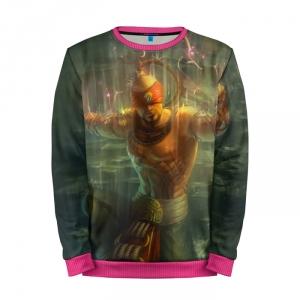 Buy Mens Sweatshirt 3D: Lee Sin League Of Legends merchandise collectibles