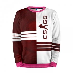 Buy Mens Sweatshirt 3D: CS:GO Counter Strike Apparel Merchandise collectibles