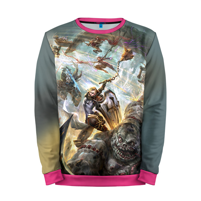 Buy Mens Sweatshirt 3D: HotS 1 Heroes of the storm merchandise collectibles