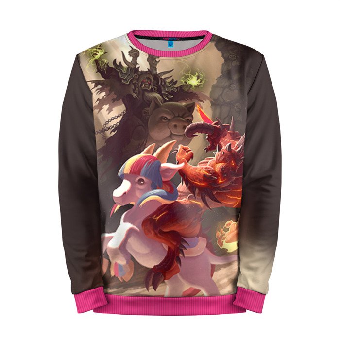 Buy Mens Sweatshirt 3D: HotS 3 Heroes of the storm merchandise collectibles