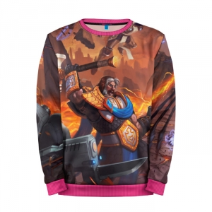Buy Mens Sweatshirt 3D: World of Warcraft merchandise collectibles