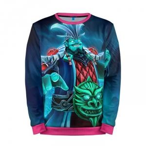 Buy Mens Sweatshirt 3D: Storm Spirit Dota 2 jacket merchandise collectibles