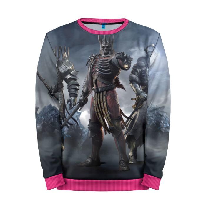 Buy Mens Sweatshirt 3D: Wild Hunt The Witcher Jumper merchandise collectibles