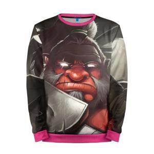 Buy Mens Sweatshirt 3D: AXE Dota 2 jacket merchandise collectibles