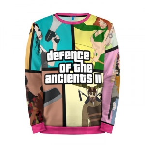 Buy Mens Sweatshirt 3D: Dota GTA style Dota 2 jacket merchandise collectibles