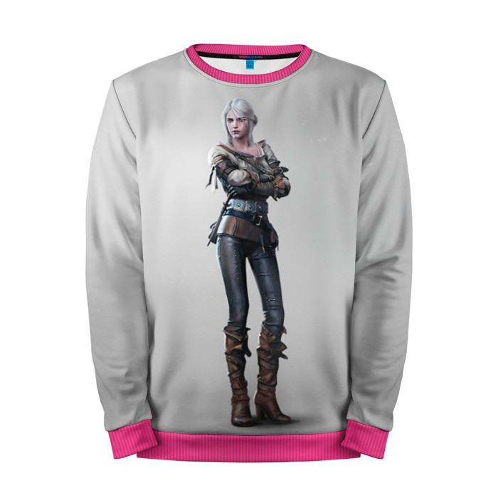 Buy Mens Sweatshirt 3D: Ciri The Witcher Lady Sweater merchandise collectibles