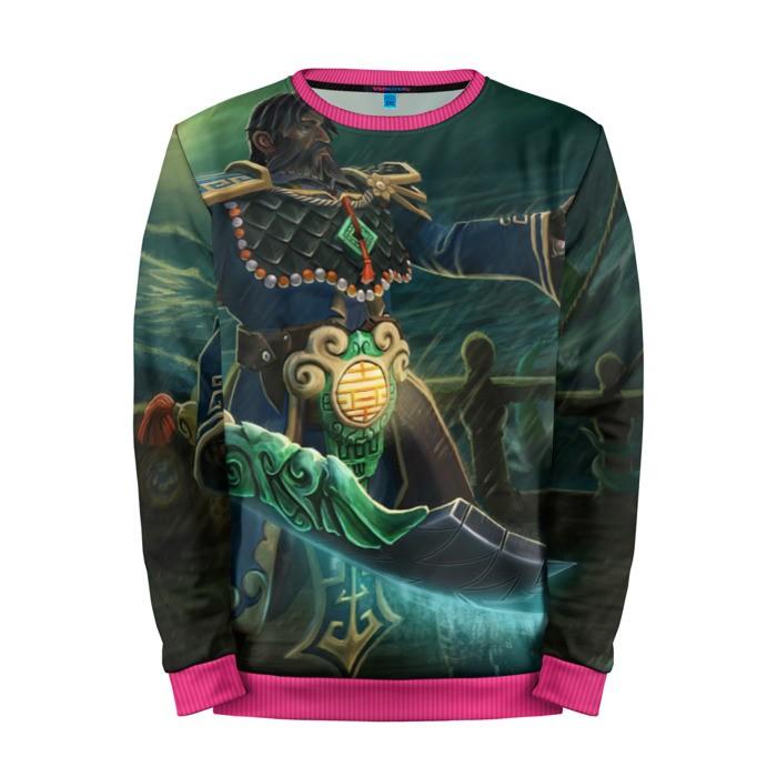 Buy Mens Sweatshirt 3D: Kunkka Dota 2 jacket merchandise collectibles