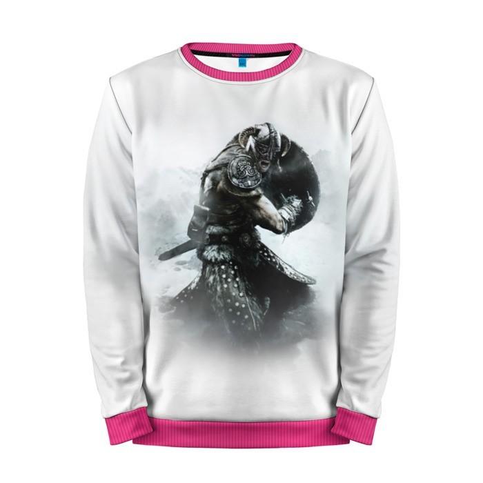 Buy Mens Sweatshirt 3D: Skyrim Last Dragonborn merchandise collectibles