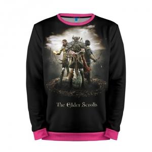 Buy Mens Sweatshirt 3D: The Elder Scrolls The Elder Scrolls merchandise collectibles