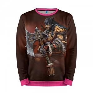 Buy Mens Sweatshirt 3D: World of Warcraft Characters merchandise collectibles