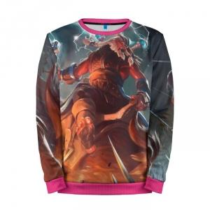 Buy Mens Sweatshirt 3D: Disruptor Dota 2 jacket merchandise collectibles