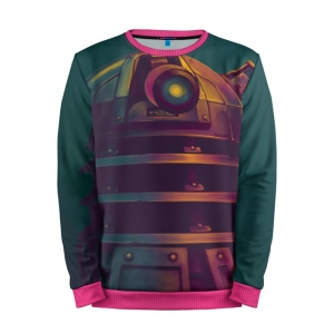 Buy Mens Sweatshirt 3D: Dalek Doctor Who Art Clothing Shirt Merchandise collectibles