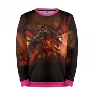 Buy Mens Sweatshirt 3D: 7 World of Warcraft pullover merchandise collectibles