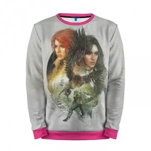 Buy Mens Sweatshirt 3D: The Witcher Art Merchandise merchandise collectibles