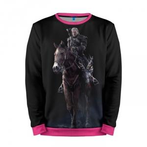Buy Mens Sweatshirt 3D: Horse The Witcher Roach merchandise collectibles