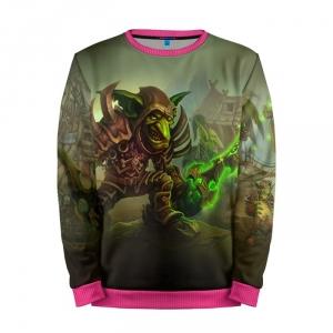 Buy Mens Sweatshirt 3D: 40 World of Warcraft Games merchandise collectibles