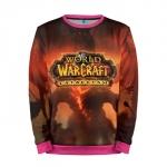 Collectibles Sweatshirt Wow: Cataclysm World Of Warcraft