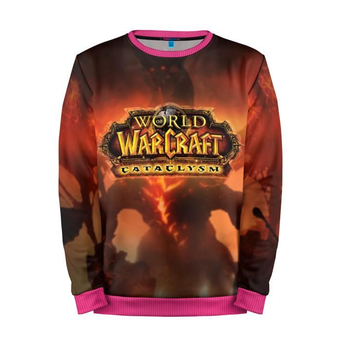 Buy Mens Sweatshirt 3D: WoW: Cataclysm World of Warcraft merchandise collectibles