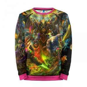 Buy Mens Sweatshirt 3D: Heroes of the Storm Lan merchandise collectibles