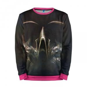 Buy Mens Sweatshirt 3D: Diablo Prime Evil Merchandise collectibles
